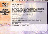 www.ausser-reichweite.de - Ausser Reichweite