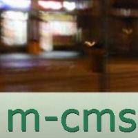 M-CMS Logo